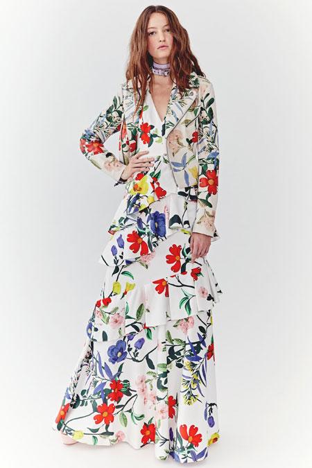 Модное платье на выпускной 2018 от Alice+Olivia