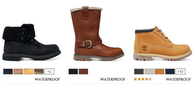 Тимберленды женские Ankle Boots