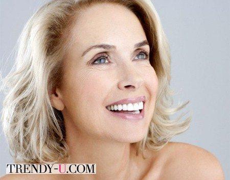 Секреты идеального макияжа для женщины 50 лет