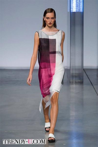 Летнее платье 2014, Fendi