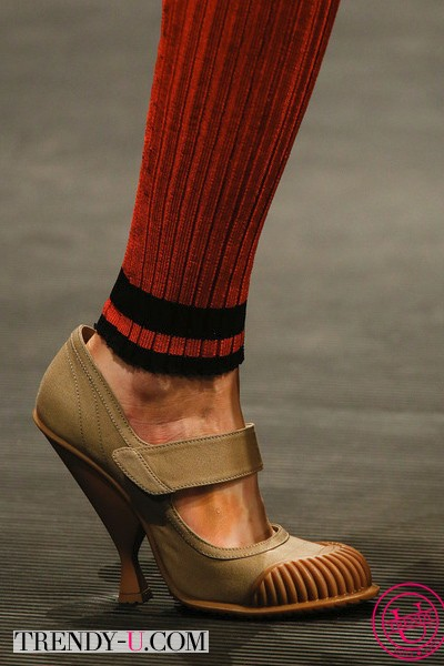 Prada Shoes SS 2014