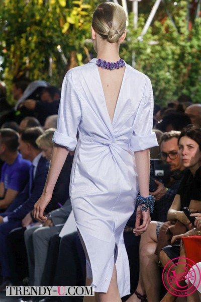 Аксессуары Christian Dior весна-лето 2014