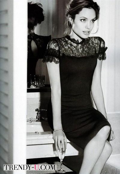 Анджелина Джоли в МЧП
