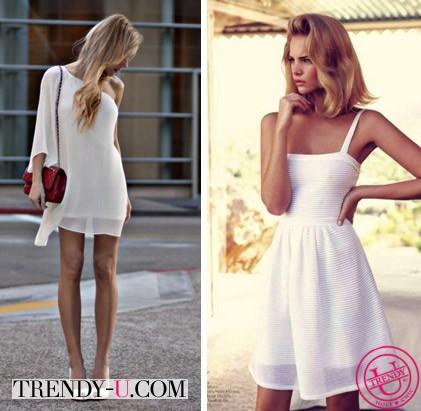 3dc112524fccfa5 36 образов Белоснежки, или с чем носить белое платье? | Trendy-U