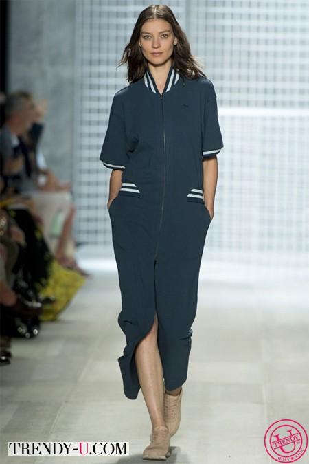 Платье Lacoste 2014 летнее