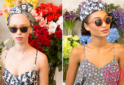 Модные тюрбаны от Whit весна-лето 2014