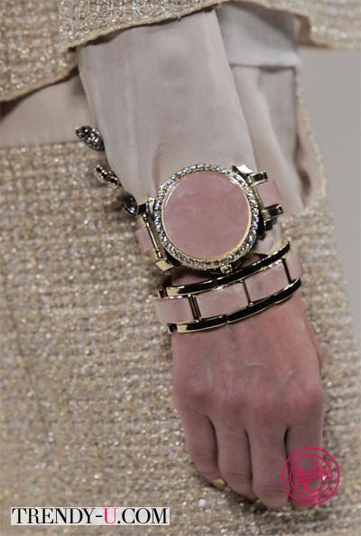 Часы и браслет от Nina Ricci 2014