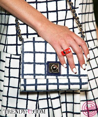 Модная сумка от Kate Spade весна-лето 2014