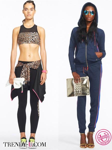 Спортивная одежда Juicy Couture SS 2014