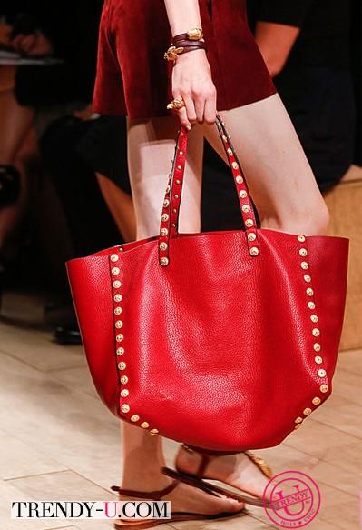 Tote Bag Valentino весна-лето 2014