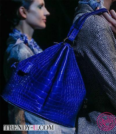 Модная сумка от Armani SS 2014