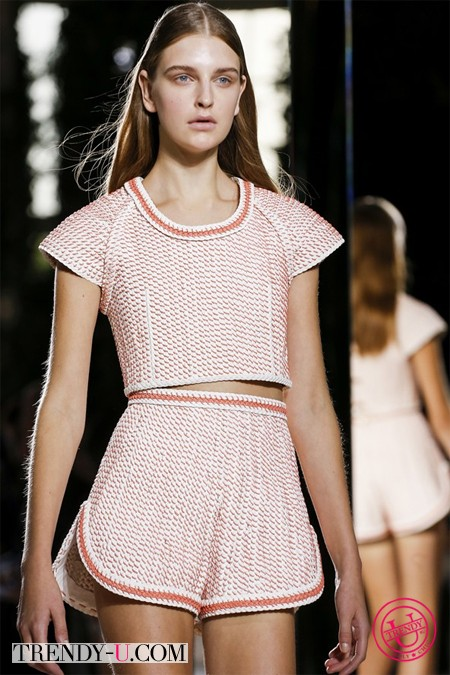 Одежда в спортивном стиле от Balenciaga 2014