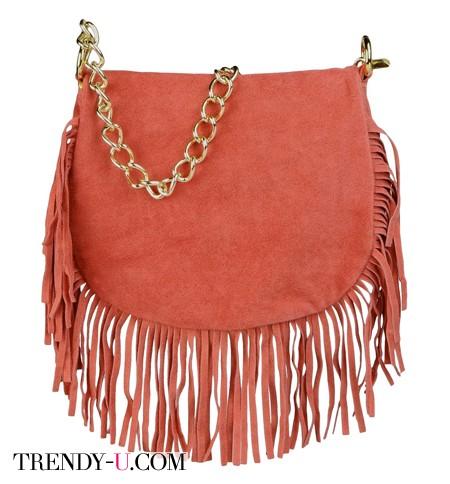 Купить сумку с лапшой от George j. Love весна-лето 2014