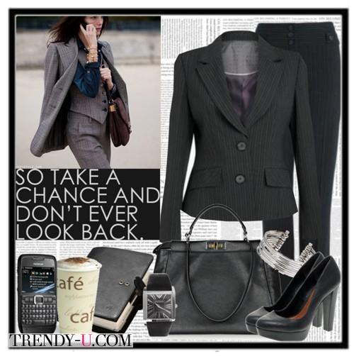 Одежда в деловом стиле для собеседования