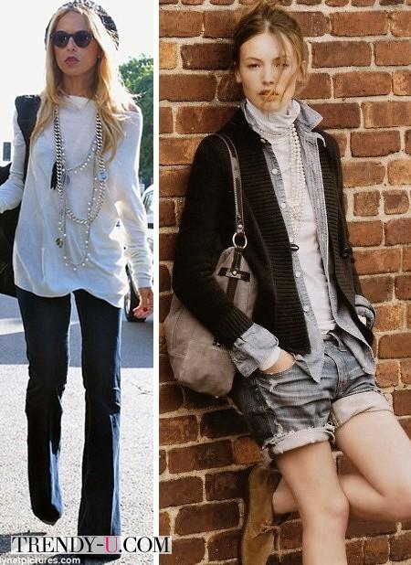 Жемчуг и современные модницы