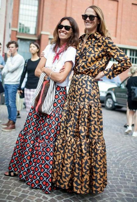 Модницы Милана