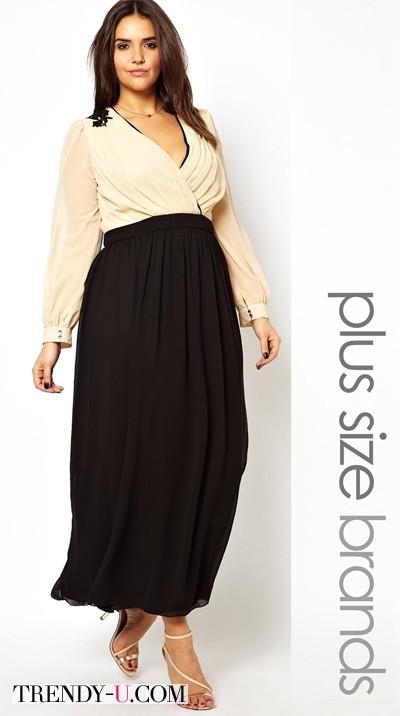 Нарядное платье для женщины среднего возраста
