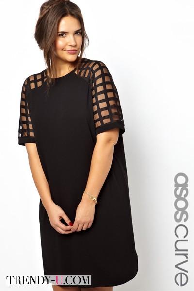 фото платьев для девушек 35 лет