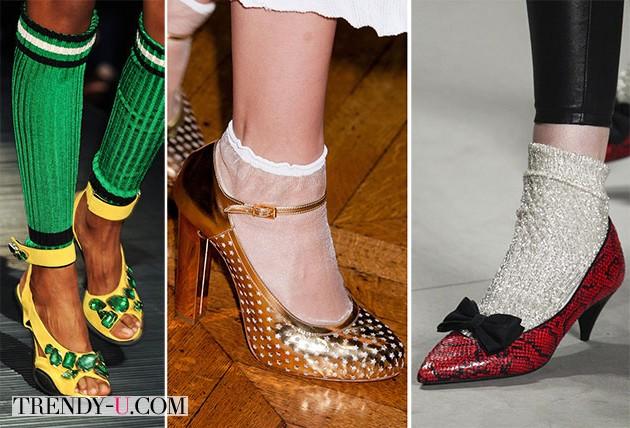 Стильные туфли весна-лето 2014