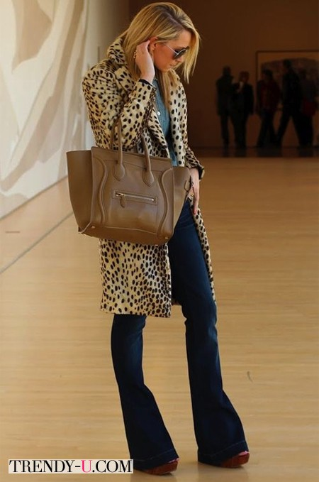 Леопардовый принт: как, когда и с чем носить