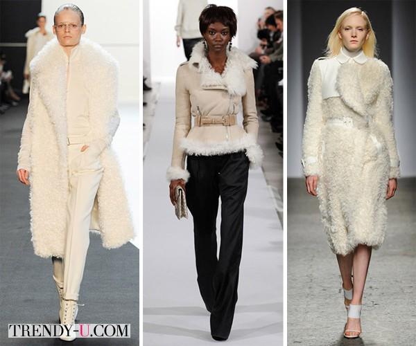 Модные шубы и дубленки осень-зима 2014-2015