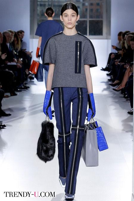 Модные джинсы осень-зима Balenciaga