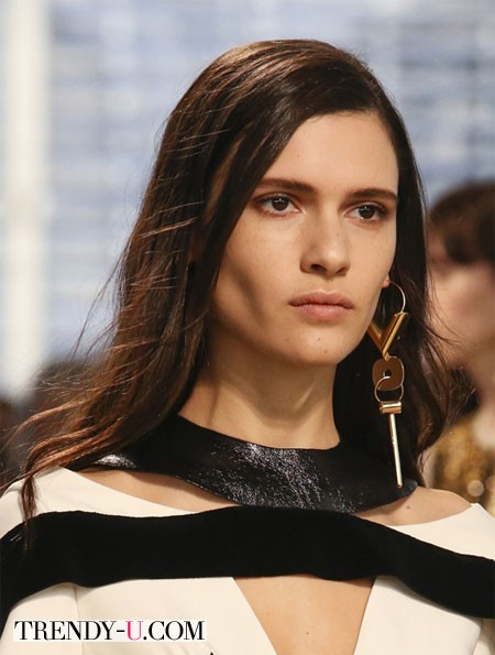 Модные украшения осень-зима 2014-2015 Louis Vuitton