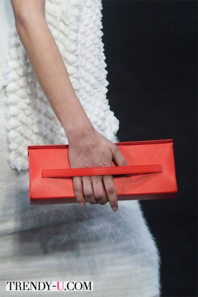 Клатч от Helmut Lang осень-зима 2014-2015