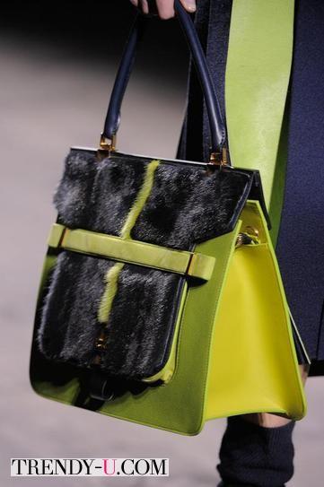 Стильная сумка от Vionnet