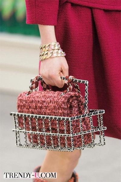 Модная сумка Сhanel 2014-2015
