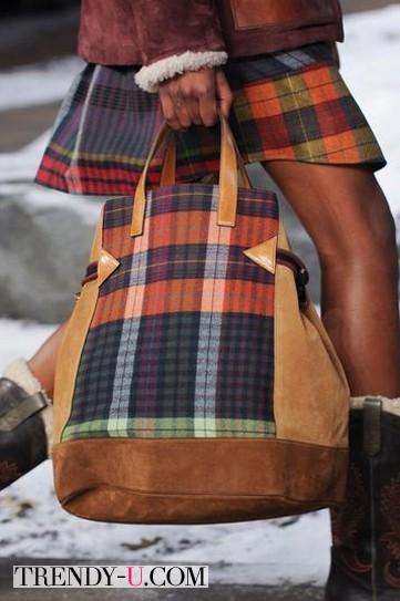 Рюкзак в стиле преппи Tom Hilfiger FW 2014-2015