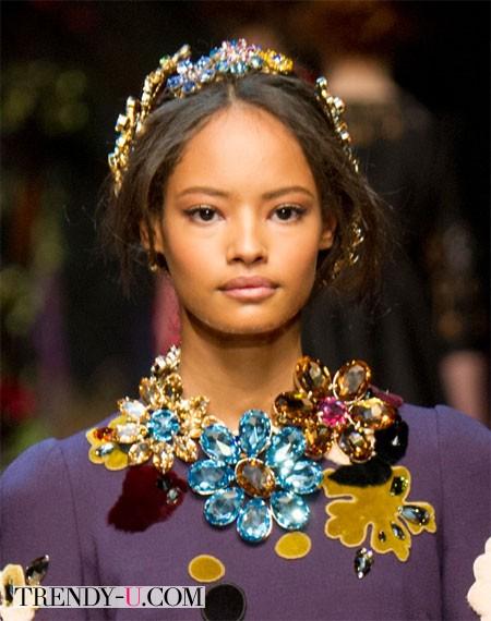 Модные ювелирные украшения 2014-2015