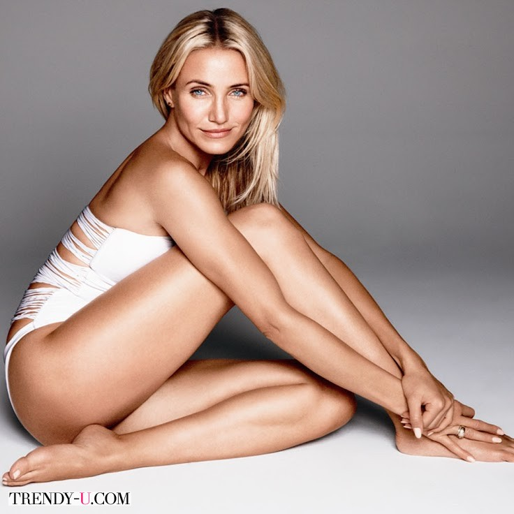 Cameron Diaz Body Book
