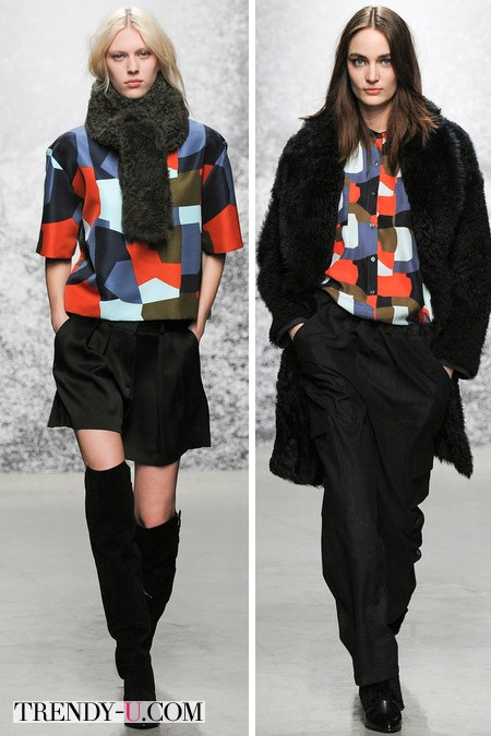Модные Блузки 2015 Зима