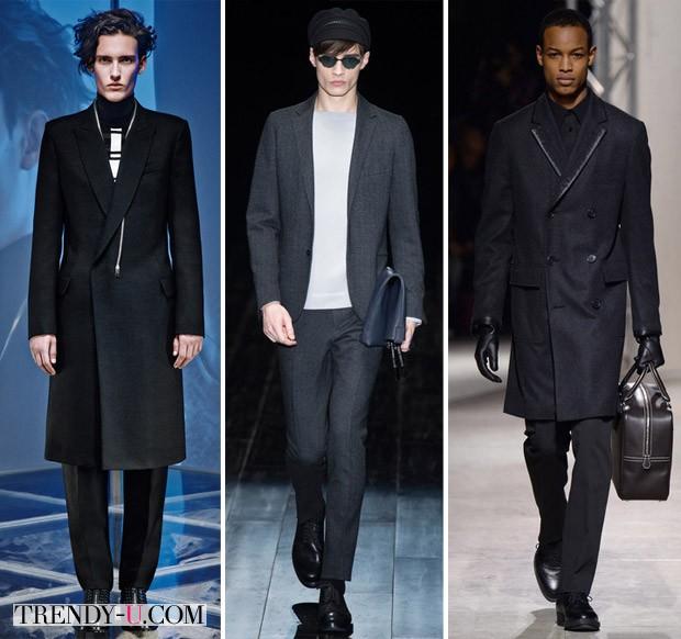 Мужская одежда осень-зима 2014-2015
