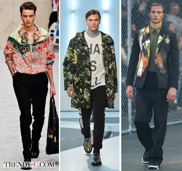 Модные принты осень-зима 2014-2015