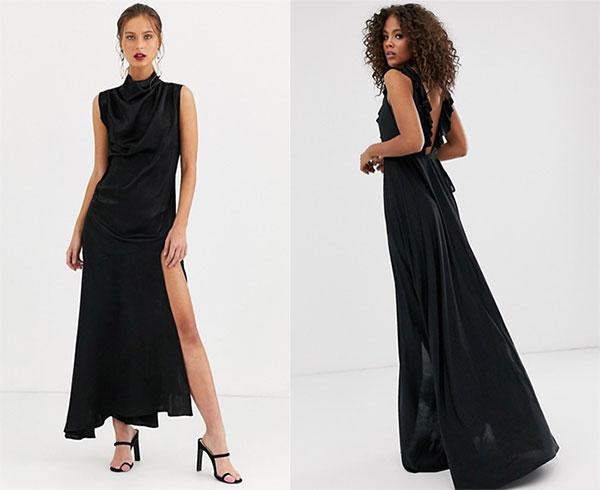 Маленькое черное платье уместно везде и всегда