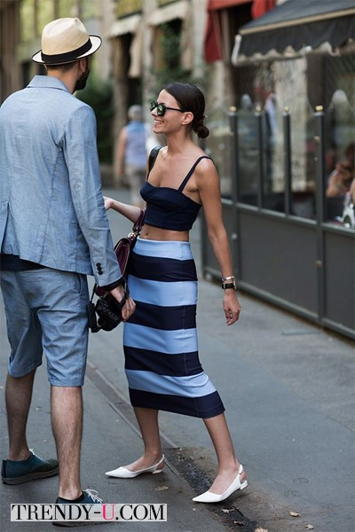 Urban fashionistas
