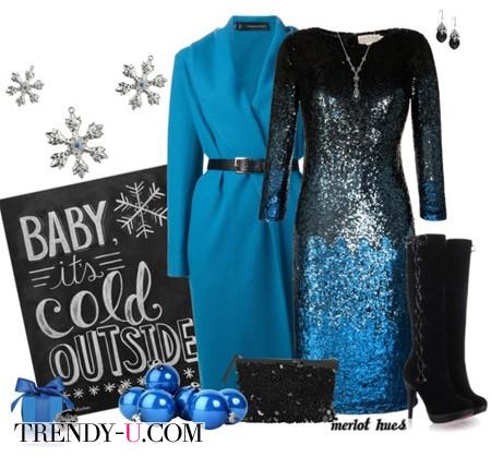 Платья для Новогодней вечеринки