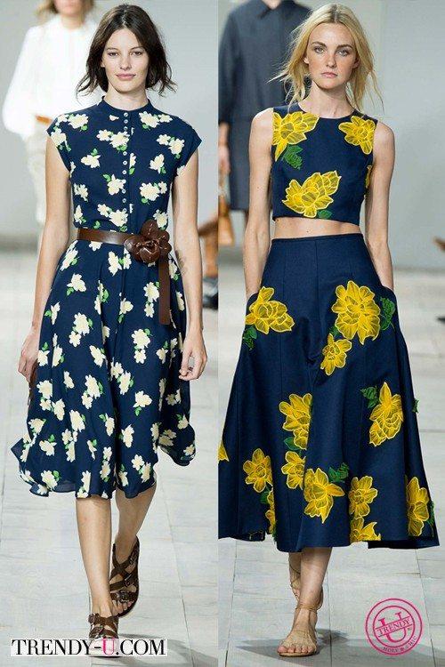Одежда для лета 2015 от Майкл Корс