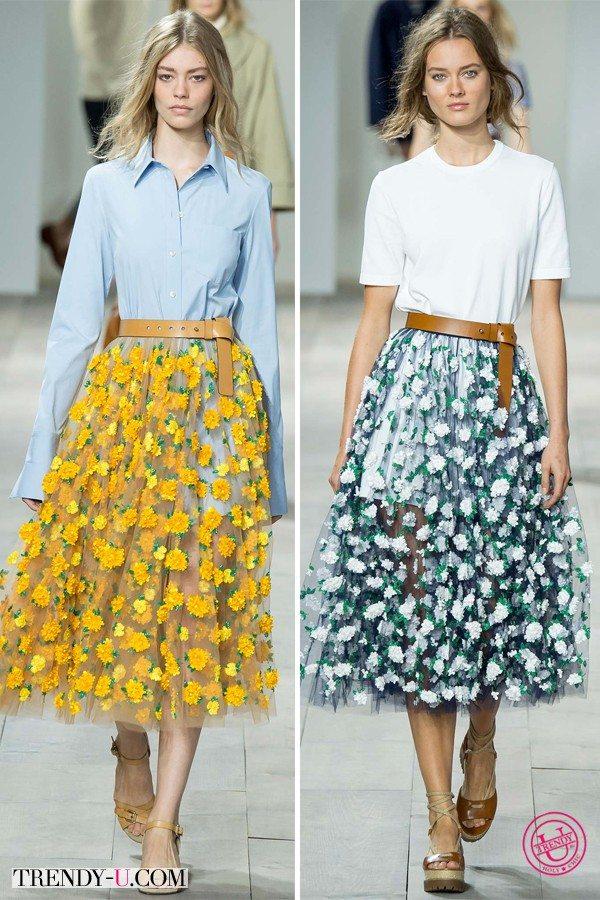 Модная одежда для весны и лета от Michael Kors