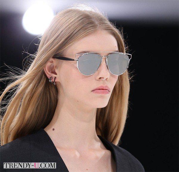 Модная прическа весна-лето 2015 - это отсутствие таковой!