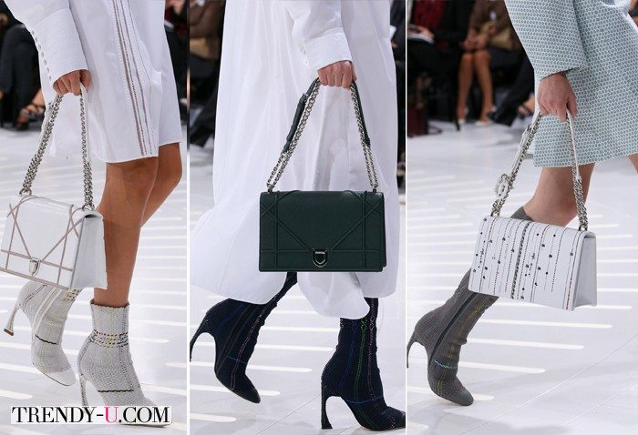 Christian Dior bags SS 2015