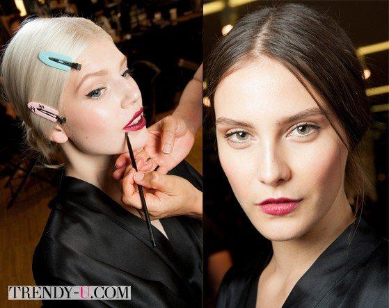 Модный макияж для весны и лета 2015