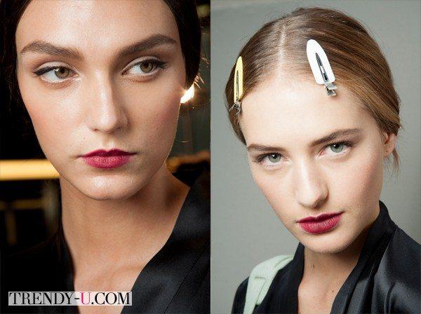 Чувственный макияж для весны и лета 2015
