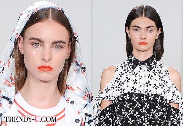 Makeup Tanya Tailor весна-лето 2015