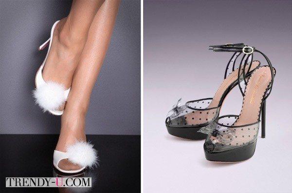 Обувь на некоторые случаи жизни)