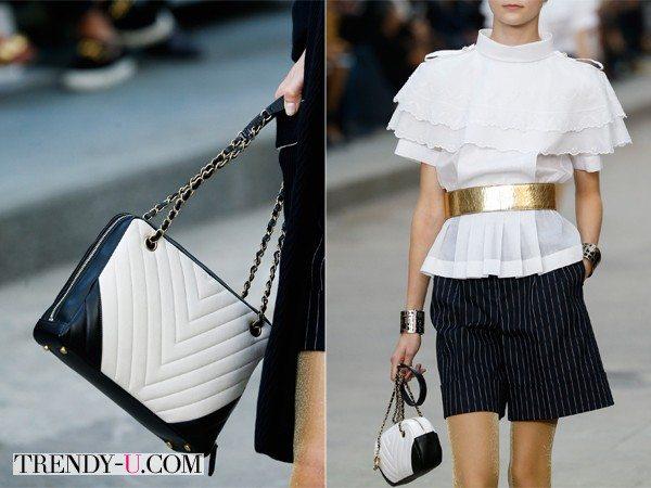 Почти классические сумки Chanel