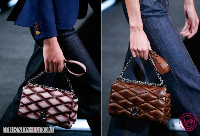 Messenger Bags by Louis Vuitton SS 2015