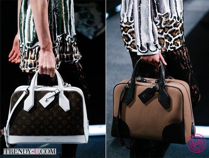 Модные сумки Louis Vuitton весна-лето 2015